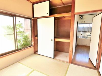 【和室】渡辺邸貸家A棟