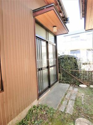 【外観】渡辺邸貸家A棟