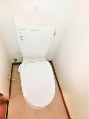 【トイレ】渡辺邸貸家A棟