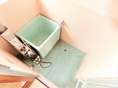 【浴室】渡辺邸貸家A棟