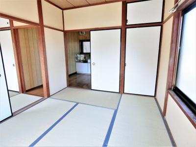 【和室】渡辺貸家D棟