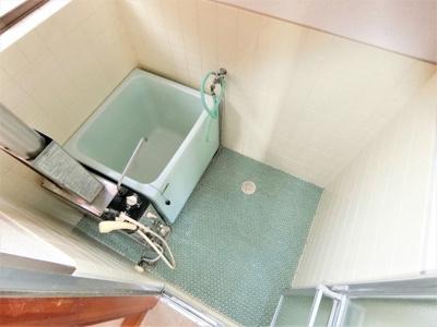 【浴室】渡辺貸家D棟