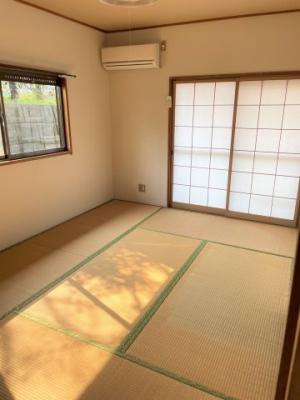 【和室】羽須和免一戸建