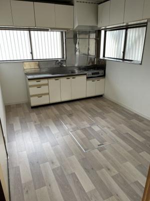 【キッチン】羽須和免一戸建