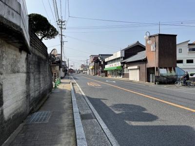 【駐車場】羽須和免一戸建