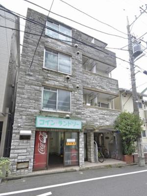 【外観】メゾンドカフェイユ