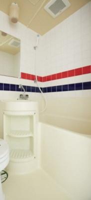 【浴室】トップ三軒茶屋第四