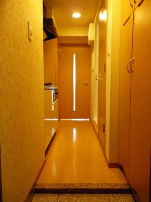 【玄関】ルーブル神楽坂弐番館