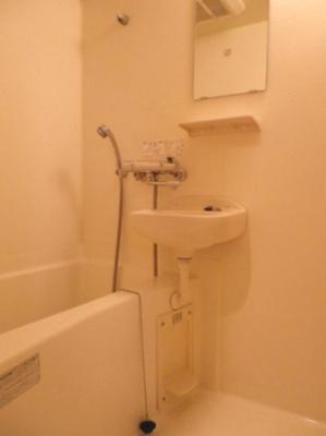 【浴室】ルーブル神楽坂弐番館