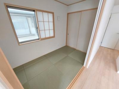 【和室】名古屋市中川区福船町3丁目 新築一戸建て