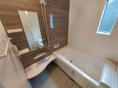 【浴室】名古屋市中川区福船町3丁目 新築一戸建て