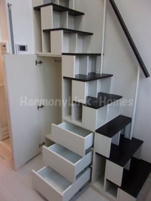Ciel Et Maraisの収納付き階段☆