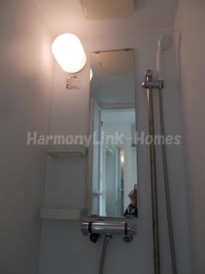 ウェルストン弥生町のコンパクトで使いやすいシャワールームです