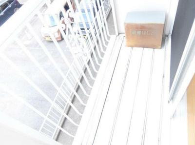 【バルコニー】清川グリーンハイツ