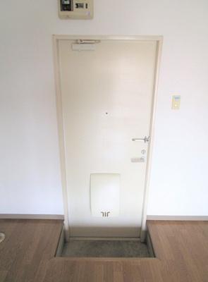 【玄関】清川グリーンハイツ