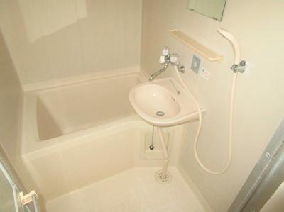 【浴室】清川グリーンハイツ
