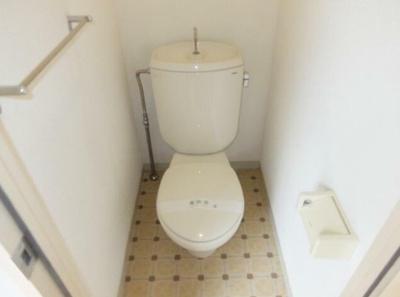 【トイレ】清川グリーンハイツ