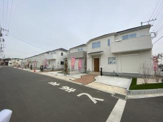 建物は設計性能評価で地震に強い最上位等級など6項目を取得していますので安心です。