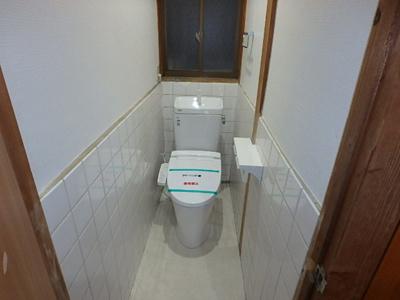 【トイレ】瓦林町借家