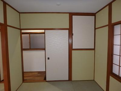【和室】瓦林町借家