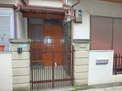 【エントランス】瓦林町借家