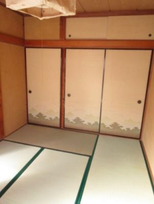 【寝室】サクラ玉川ハイツ