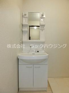 【洗面所】アンプルールクラージュアミティエ