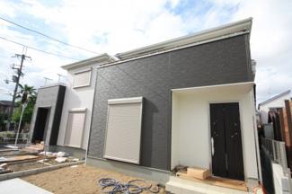 新築一戸建て 同等仕様設備 外観