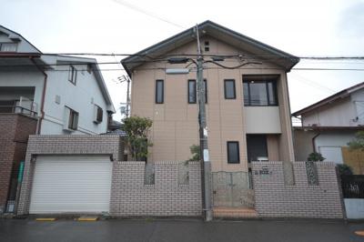 【外観】堺市堺区向陵中町 戸建