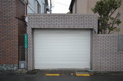 【駐車場】堺市堺区向陵中町 戸建