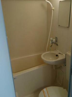 【浴室】ダイホープラザ多摩川