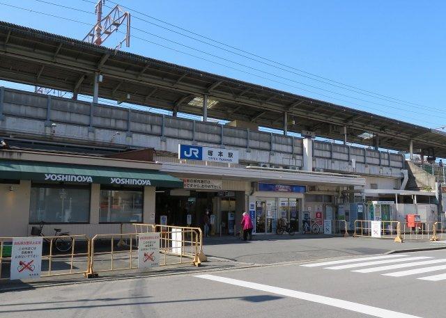 JR塚本駅まで徒歩7分