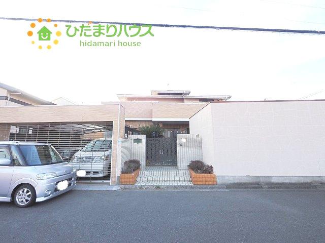 大型二世帯住宅☆駅徒歩約14分、スーパー徒歩約4分の便利な立地!!