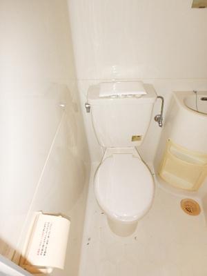 【トイレ】ホワイトロッジ
