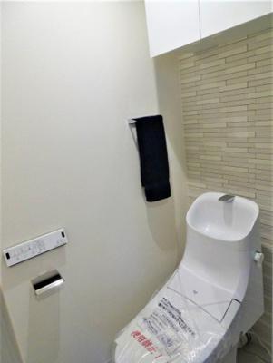 【トイレ】レック亀戸グリーンマンション 2階 角部屋 リノベーション済