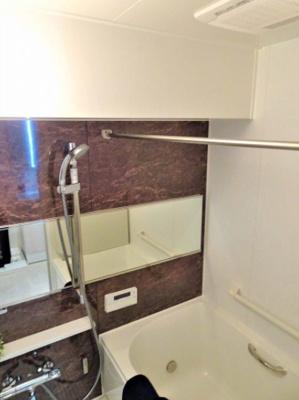 【浴室】レック亀戸グリーンマンション 2階 角部屋 リノベーション済