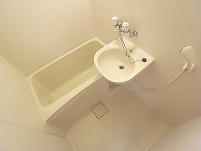 【浴室】サンフォーレA