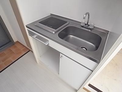 【キッチン】サンフォーレA