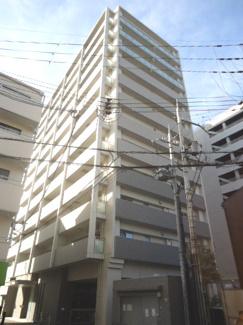 【外観】ジオ阪急川西ステーションフロント 2階