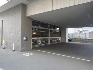 【駐車場】ジオ阪急川西ステーションフロント 2階