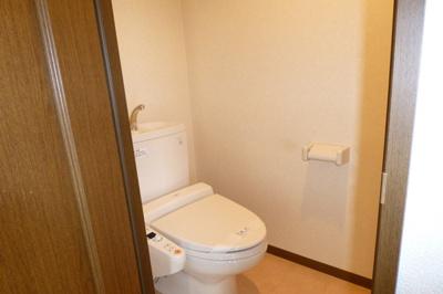 【トイレ】グランパレ府中