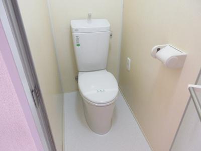 【トイレ】ウインライフあやめ池
