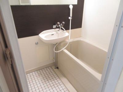 【浴室】ウインライフあやめ池