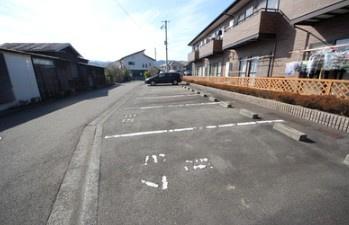 【駐車場】フォブールKD Ⅱ