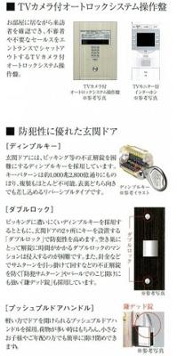 【セキュリティ】プレサンス難波マジョリティ
