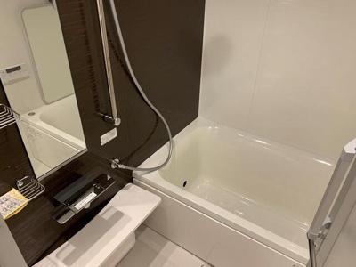 【浴室】ブランシエスタ飯田橋