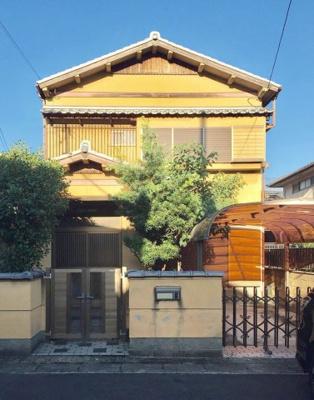 【外観】嵐山朝月町