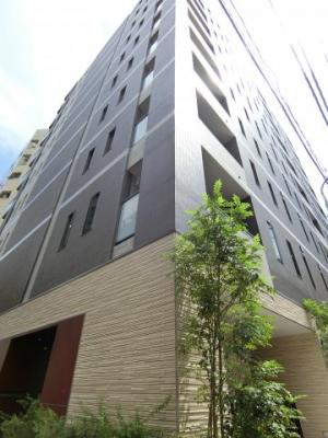 【外観】オープンレジデンシア築地
