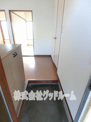 【玄関】さくら荘