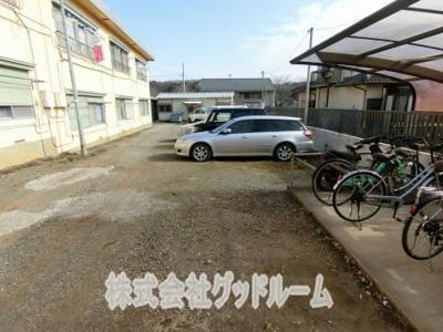 【駐車場】さくら荘